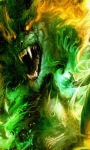 Fantasy Tiger Live Wallpaper screenshot 3/3