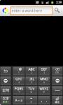 Telugu to English Dictionary screenshot 2/3