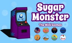 Sugar Monster - The Mini Games screenshot 1/5