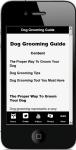 Dog Grooming Help screenshot 4/4