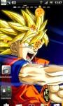 Dragon Ball Live Wallpaper 1 screenshot 1/3