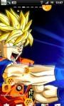 Dragon Ball Live Wallpaper 1 screenshot 2/3
