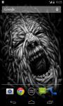 Zombie Face LWP screenshot 1/3