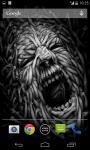Zombie Face LWP screenshot 2/3