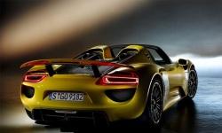 Porsche Car HD Wallpapers screenshot 2/3