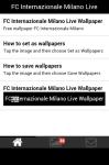 FC Internazionale Milano Live Wallpaper screenshot 2/6