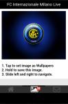 FC Internazionale Milano Live Wallpaper screenshot 5/6