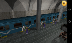 Subway Driver 3D screenshot 2/6