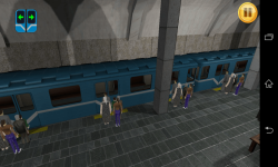 Subway Driver 3D screenshot 3/6