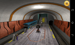Subway Driver 3D screenshot 5/6
