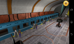 Subway Driver 3D screenshot 6/6