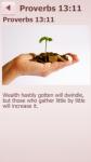 Bible Verses About Money screenshot 1/6