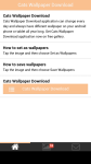 Cats Wallpaper Download screenshot 1/6