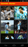 Argentina Worldcup Picture Puzzle screenshot 3/6