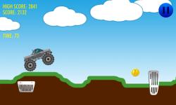 Hill Climb Racing 2D screenshot 2/4