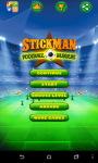Stickman Football Bubble Shooter screenshot 2/6