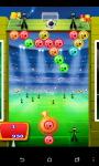 Stickman Football Bubble Shooter screenshot 3/6