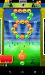 Stickman Football Bubble Shooter screenshot 4/6