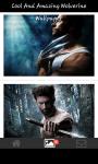 Amazing Wolverine Wallpaper screenshot 3/6