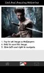 Amazing Wolverine Wallpaper screenshot 4/6