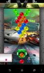 Race Car Bubble Shooter screenshot 6/6