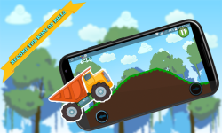 Speedy Truck : Hill Racing 2 screenshot 3/6