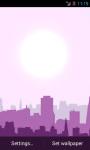 Panorama City Live Wallpaper screenshot 2/5
