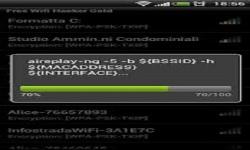 WPA Wifi Hacker screenshot 2/3
