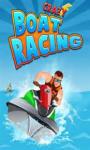 Crazy Boat Racing Free screenshot 1/6