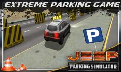 Jeep Parking Simulator 3D screenshot 5/5