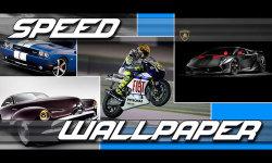 Speed Wallpaper HD screenshot 2/3
