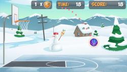 Free Throw Basketball screenshot 4/4