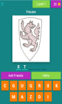 Guess House - Game of Thrones screenshot 1/3
