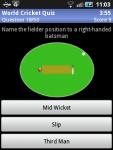 World Cricket Quiz by TuneSystems screenshot 2/3