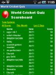 World Cricket Quiz by TuneSystems screenshot 3/3