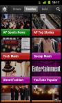 ChannelCaster Personalized News Mashup screenshot 1/5