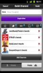 ChannelCaster Personalized News Mashup screenshot 5/5
