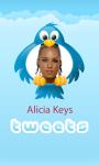 Alicia Keys Tweets screenshot 1/3