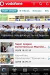 Vodafone League screenshot 1/1