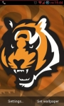 Cincinnati Bengals NFL Live Wallpaper screenshot 1/3