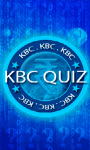 KBCQuiz  screenshot 1/6