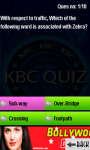 KBCQuiz  screenshot 3/6