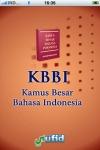 Kamus Besar Bahasa Indonesia screenshot 1/1
