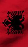 Albania flag live wallpaper Free screenshot 4/5