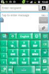 Eco Green Nature GO Keyboard screenshot 2/3
