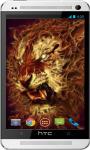AMAZING FIRE TIGER LWP screenshot 2/4