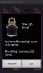 CupCake Memory Game screenshot 4/4