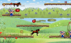 Horse Run Casual Action game free screenshot 4/4