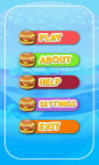 Sky Burger Game screenshot 2/6