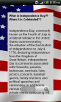 The USA Independence day 4th July screenshot 2/4